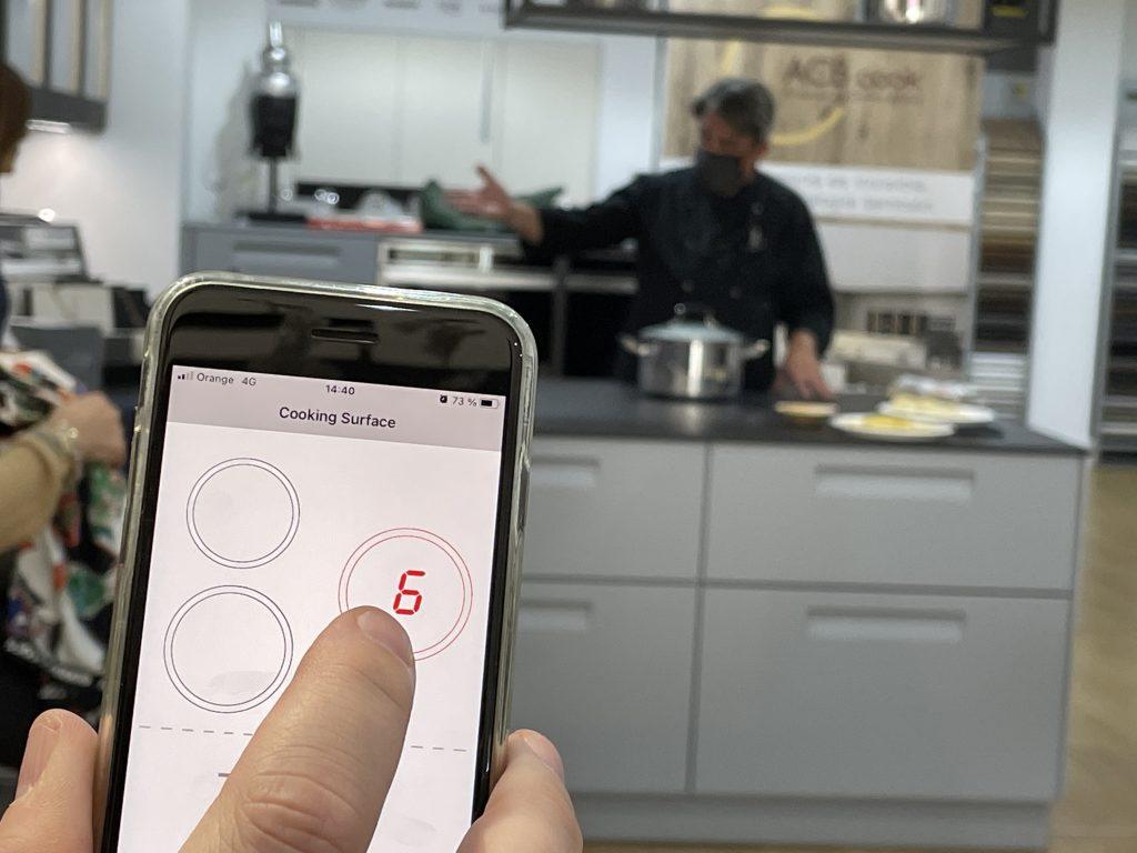 En torno a la Cooking 3.0 en Dirmann Sevilla cocina innovación y diseño